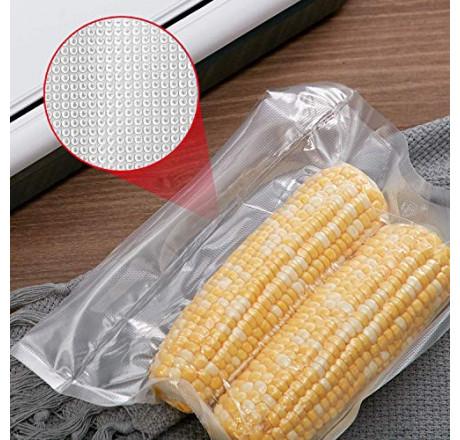 25x30cm Sacos de Vácuo Frisados para alimentos (100 sacos) do fabricante Sousvide Shop