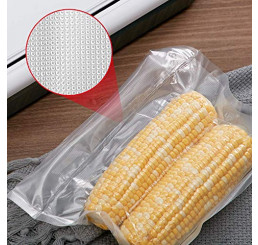 15x25cm - 100 Sacos de Vácuo Frisados para alimentos do fabricante Sousvide Shop